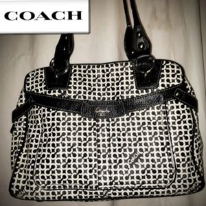 COACH OP ART Satchel